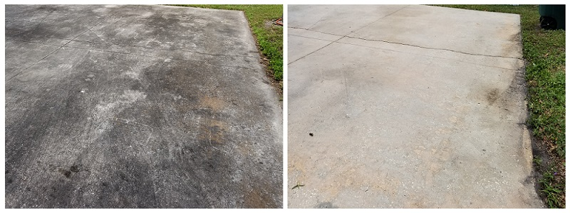 Driveway Cleaning Jacksonville, FL