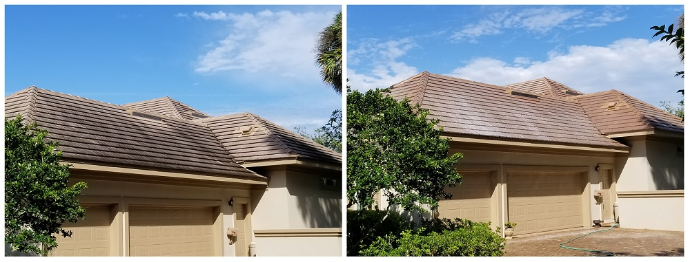 Roof Cleaning Jacksonville, FL