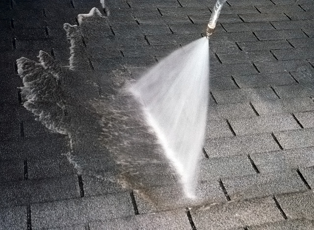 Hot Water Pressure Washing & Cleaning