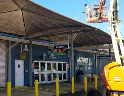 commercial pressure washing ponte vedra beach