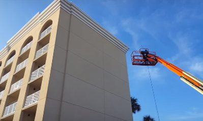 commercial pressure washing jacksonville